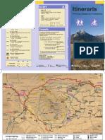 Triptic Itineraris Pedraforca