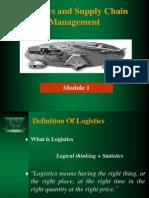 Scm Ppt - Module 1
