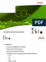 Co 2 Gas Cooler Solution