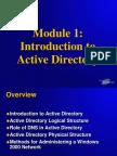 Introduzione a Active Directory