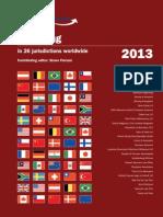 GTDT Licensing 2013 - Brazil