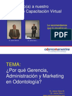 Odonto Marketing Demo