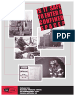- Confined Space Safe