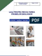 36589102 Ghid Pentru Recoltarea Probelor Biologice