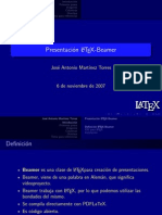 15 Presentacion Latex Beamer