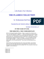 The Flashes - From Risale-i Nur Collection