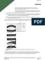 Warping Text.pdf