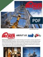 Becker Company Offer