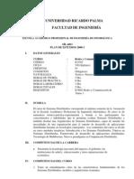 If 0702 Redes y Comunicacion de Datos II 208-1