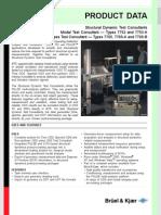 Bp1850(Modal Test Consultant)