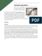 Ant-colony-optimization-algorithms