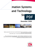 Bristol City Council's Information Systems & Technology Strategy 2008