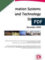 Bristol City Council's Information Systems & Technology Strategy 2008