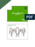 Steel Coating Mill