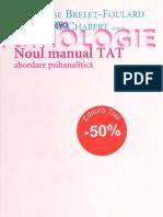 52642924 Francoise Brelet Foulard Noul Manual Tat Abordare Psihanalitica