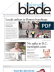 Washingtonblade.com - Volume 44, Issue 16 - April 19, 2013
