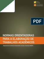 Normas Elaboracao Trabalhos Academicos