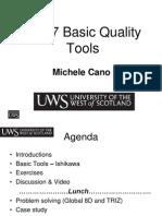 Quality Tools 2