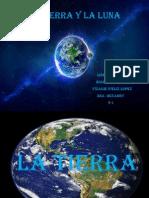 PowerPoint La Tierra y La Luna