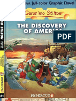 Geronimo Stilton 1-The Discovery of America