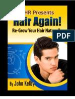 Hair Again Pdf