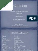 Case Report CHF