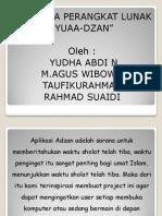 Program YUAADzan