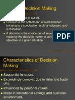 Decision BIS