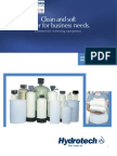 Water Softeners Commercial FAF Softeners Canadian ENGLISH Brochure
