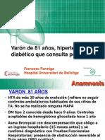 Caso Clinico 2 Insuficiencia Cardiaca Medicina Interna