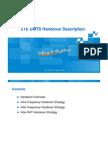 ZTE UMTS Handover Description-New