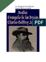 Charles Godfrey Leland -El Evangelio de Las Brujas