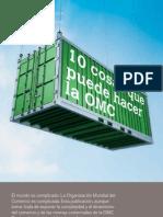 3. Lectura. Qué puede hacer la OMC