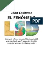 John Cashman El Fenomeno LSD