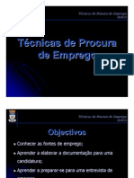 TecnicasProcuraEmprego.pdf