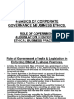 4-Basics of Corporate Governance & Business Ethics.