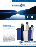 Water Softeners Residential Autotrol Logix 255 Demand Series Softeners US Brochure