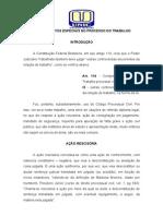 97697190 Procedimentos Especiais No Processo Do Trabalho Doc