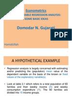 Econometrics Lecture