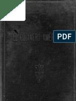 El cocinero americano de Ignacio Doménech año 1917