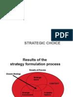ISM 6 Strategic Choice