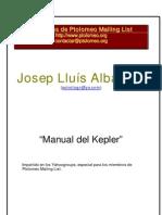 J.L. Albareda - Manual Del Kepler