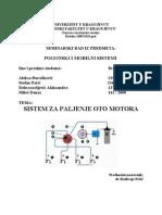 46924563 Sistem Za Paljenje Oto Motora