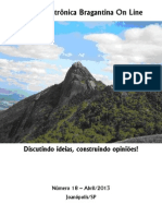 Revista Eletrônica Bragantina On Line - Abril/2013