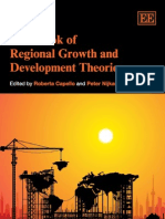 Capello - HB of Regional Growth and Development Theories - 2009