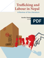 Trafficking and Forced labor migration in Nepal