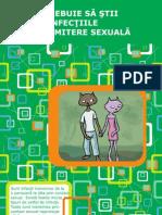 Tot Ce Trebuie Sa Stii Despre Infectiile Cu Transmitere Sexuala Brosura Asociatia Www.tineriPentruTineri.ro