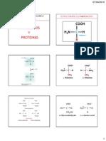 Teor 3 Aminoacidos y Proteinas