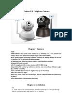 5030-M Camera User Manual