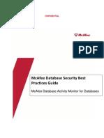 MCAF DAM Best Practice 4 2